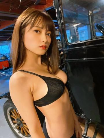 Nashiko Momotsuki swimsuit bikini gravure Please be my only you just for today014