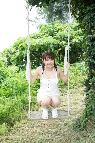 Nashiko Momotsuki swimsuit bikini gravure Please be my only you just for today012