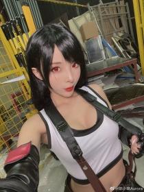 Cosplay Swimsuit Style Costume Tifa Lockhart Final Fantasy VII Remake011