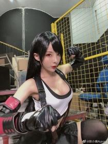 Cosplay Swimsuit Style Costume Tifa Lockhart Final Fantasy VII Remake012