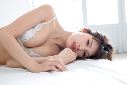 Angela Mei swimsuit underwear gravure best G cup boobs004