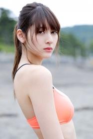Angela Mei swimsuit underwear gravure best G cup boobs005