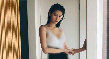 Angela Mei swimsuit underwear gravure best G cup boobs009