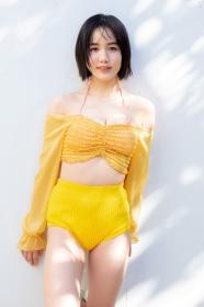 Goto Mashiro Swimsuit Bikini Gravure Kawaii Gravure 2021001