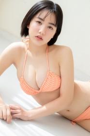 Goto Mashiro Swimsuit Bikini Gravure Kawaii Gravure 2021009