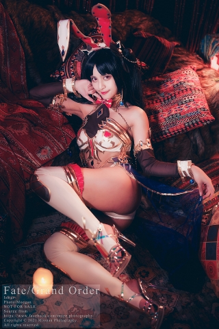 Ishtar Bunny Suit Ver Fate Grand Order Cosplay001