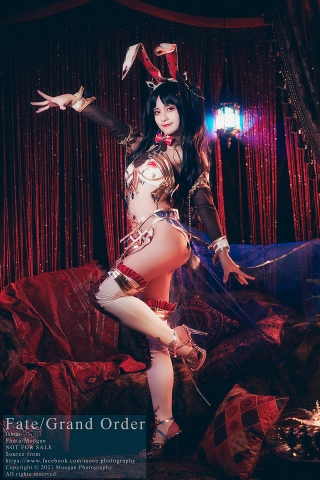 Ishtar Bunny Suit Ver Fate Grand Order Cosplay005