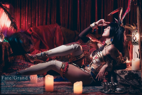Ishtar Bunny Suit Ver Fate Grand Order Cosplay006