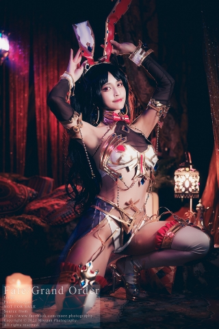 Ishtar Bunny Suit Ver Fate Grand Order Cosplay012