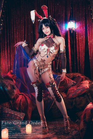 Ishtar Bunny Suit Ver Fate Grand Order Cosplay011