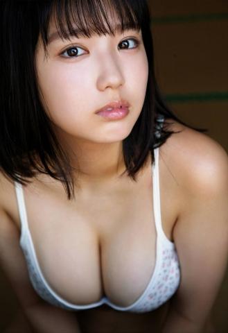 Aika Sawaguchi Swimsuit Bikini Gravure Your summer is 007