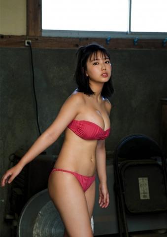 Aika Sawaguchi Swimsuit Bikini Gravure Your summer is 012