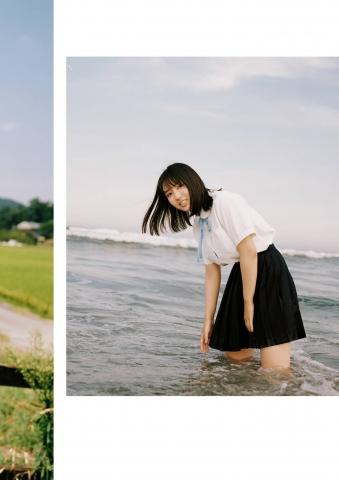 Aika Sawaguchi Swimsuit Bikini Gravure Your summer is 019