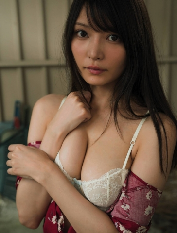 Sayaka Nidori Swimsuit Bikini Gravure Whenever, Wherever 2021001