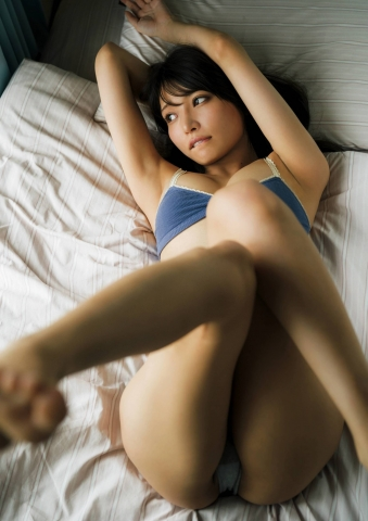 Sayaka Nidori Swimsuit Bikini Gravure Whenever, Wherever 2021004