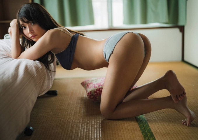 Sayaka Nidori Swimsuit Bikini Gravure Whenever, Wherever 2021006