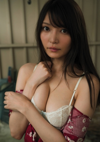 Sayaka Nidori Swimsuit Bikini Gravure Whenever, Wherever 2021013