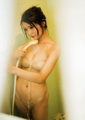 Sayaka Nidori Swimsuit Bikini Gravure Whenever, Wherever 2021018