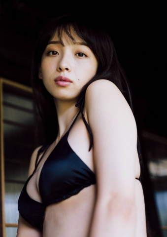 Asuka Hanamura Swimsuit Bikini Gravure And You Are 2021005