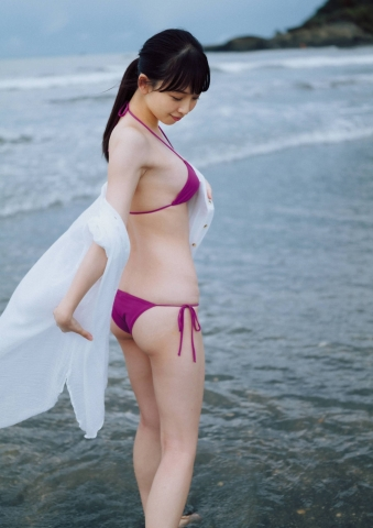 Asuka Hanamura Swimsuit Bikini Gravure And You Are 2021012