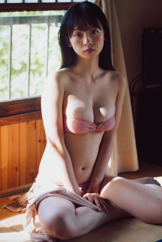 Asuka Hanamura Swimsuit Bikini Gravure And You Are 2021015