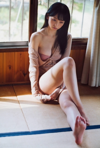 Asuka Hanamura Swimsuit Bikini Gravure And You Are 2021016