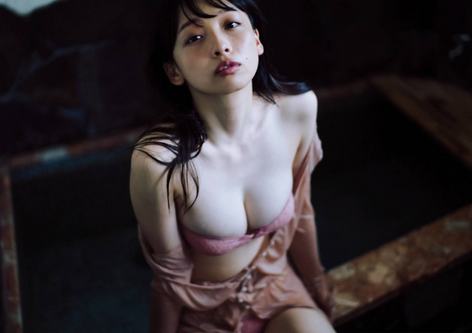 Asuka Hanamura Swimsuit Bikini Gravure And You Are 2021018