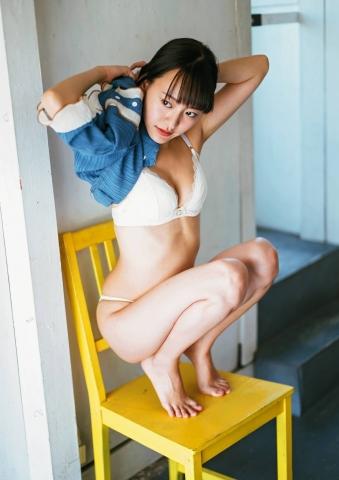 Asuka Hanamura Swimsuit Bikini Gravure And You Are 2021007