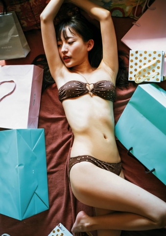 Asuka Hanamura Swimsuit Bikini Gravure And You Are 2021020
