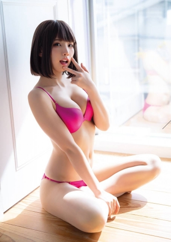 Enako Swimsuit Bikini Gravure Welcome to the new life of delusional cherry blossoms blooming 2021004