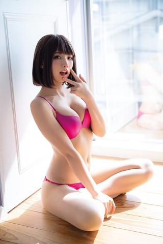 Enako Swimsuit Bikini Gravure Welcome to the new life of delusional cherry blossoms blooming 2021018