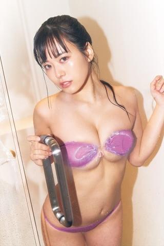 Ummi Shinonome swimsuit bikini gravure Gcup 100cm hip twoway008