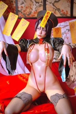 extreme exposure cosplay jiangsheng corpse princess vs berserker Fate Fate Valkyria tachi no ring dance018