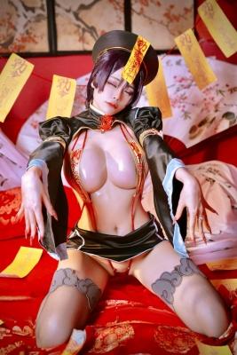 extreme exposure cosplay jiangsheng corpse princess vs berserker Fate Fate Valkyria tachi no ring dance022
