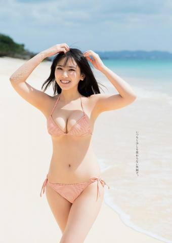 Aika Sawaguchi swimsuit bikini gravure Legendrevolution, myth, graduating a girl 2021005