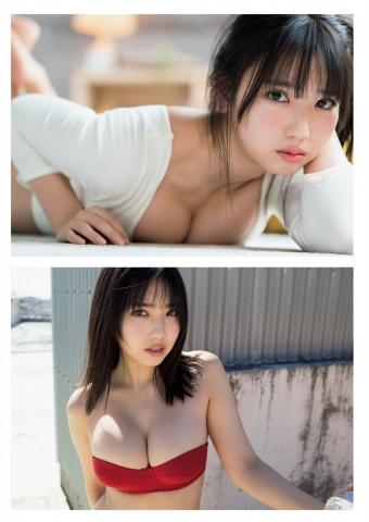 Aika Sawaguchi swimsuit bikini gravure Legendrevolution, myth, graduating a girl 2021007
