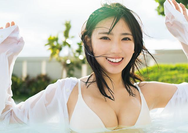 Aika Sawaguchi swimsuit bikini gravure Legendrevolution, myth, graduating a girl 2021012
