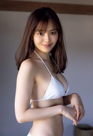 Nanami Mori swimsuit bikini gravure Premiere inevitable Next Break Actress 2021008