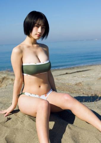 Ayano Sumida swimsuit bikini gravure ultimate beauty beautiful big tits hybrid 2021006