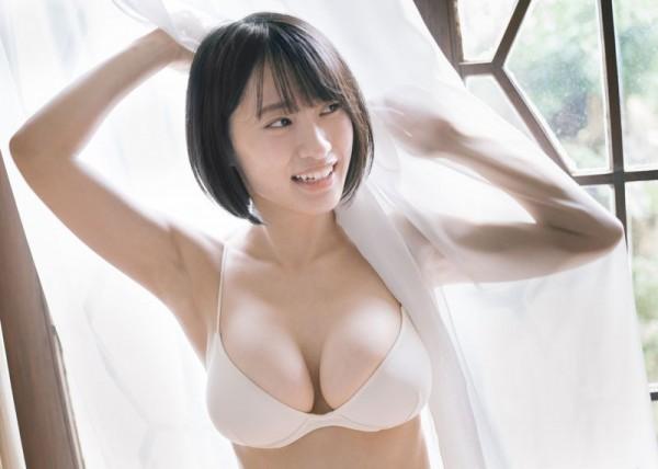 Ayano Sumida swimsuit bikini gravure ultimate beauty beautiful big tits hybrid 2021012