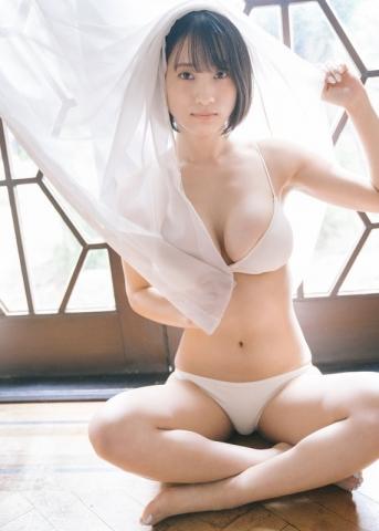 Ayano Sumida swimsuit bikini gravure ultimate beauty beautiful big tits hybrid 2021013
