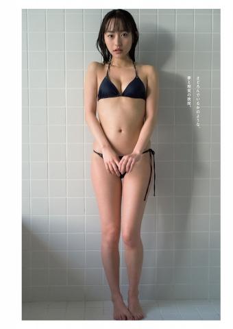 Kanami Takasaki Swimsuit Bikini Gravure Spring Slumber 2021005