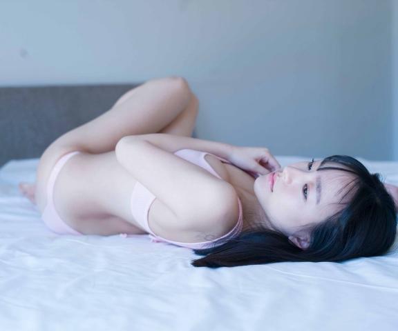 Kanami Takasaki Swimsuit Bikini Gravure Spring Slumber 2021009