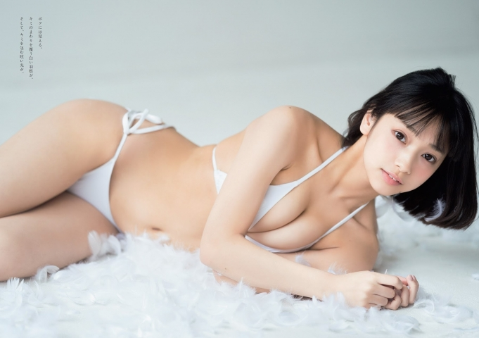 Tenshi Momo Swimsuit Bikini Gravure Soared to the ground, my own personal Sukusui Angel 2021004