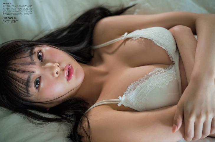 Mahiho Tatsuya swimsuit bikini gravureTo the center of the idol world001