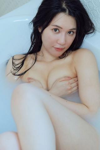 Mahiho Tatsuya swimsuit bikini gravureTo the center of the idol world005