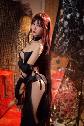 Cosplay Swimsuit-Style Costume Consort YuFate Grand Order007