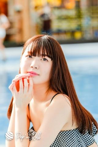 Yuka Takekawa Swimsuit Bikini Gravure Virtual drama My sister is an idol011