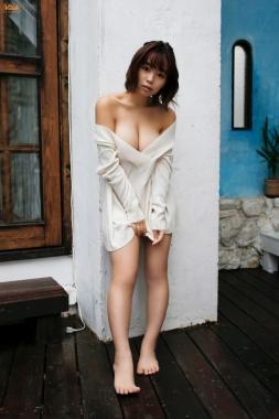 Wachi Tsukasa swimsuit bikini gravure The bulge is a national treasure001