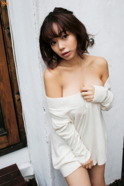 Wachi Tsukasa swimsuit bikini gravure The bulge is a national treasure002